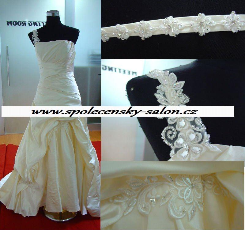 svatební šaty » na objednání » do 9000Kč · svatební šaty » na objednání »  klasické · svatební šaty » exkluzivní kolekce c0269436f3d